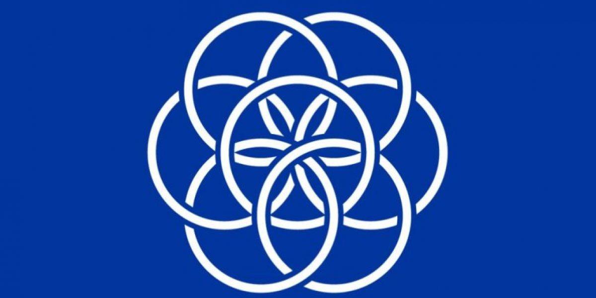 Esta bandera podría representarnos en un planeta extraterrestre
