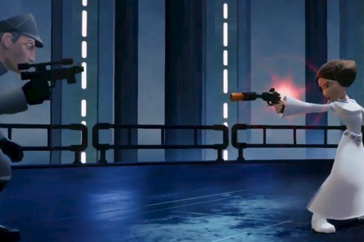 Foto:Disney Infinity. Imagen Por: