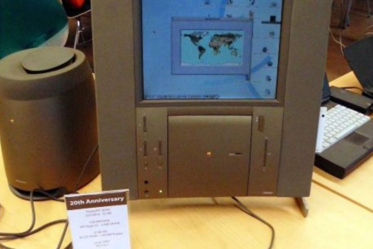 Apple TAM (Twentieh Anniversary Macintosh) fue creada por el vigésimo aniversario de la firma Foto:Wikicommons. Imagen Por:
