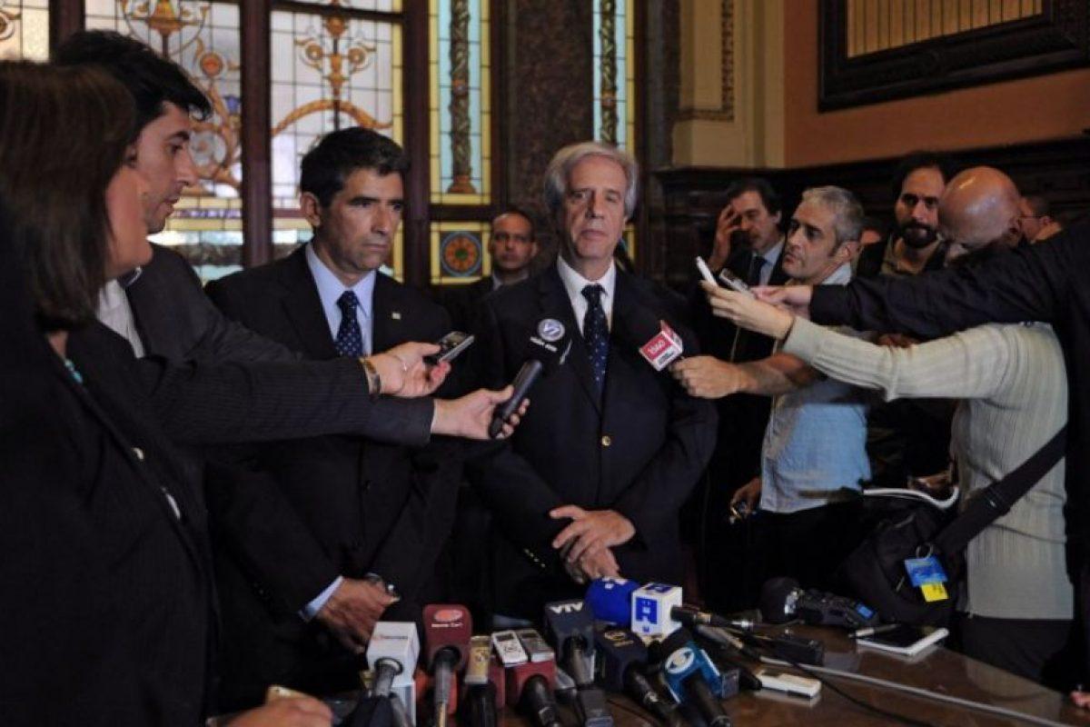 Uruguay: 610 dólares mensuales, según doingbusiness.org Foto:AFP. Imagen Por: