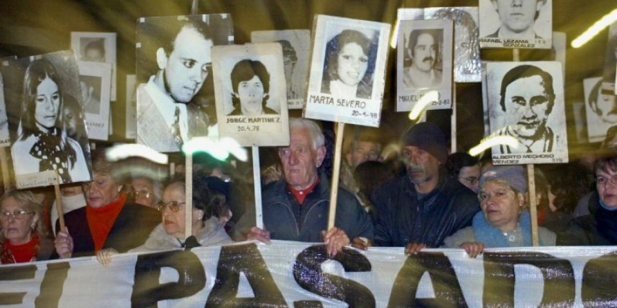 Uruguay: 20 años de la Marcha del Silencio por los desaparecidos de la dictadura