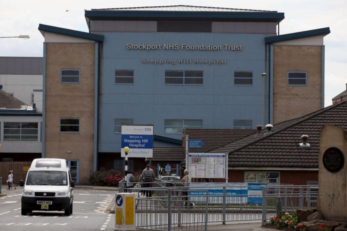 El enfermero asesino trabajaba en el hospital Stepping Hill de Stockport, en Inglaterra. Foto:Getty Images. Imagen Por: