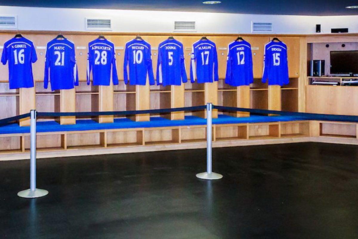 Estadio: Stamford Bridge Foto:flickr.com. Imagen Por: