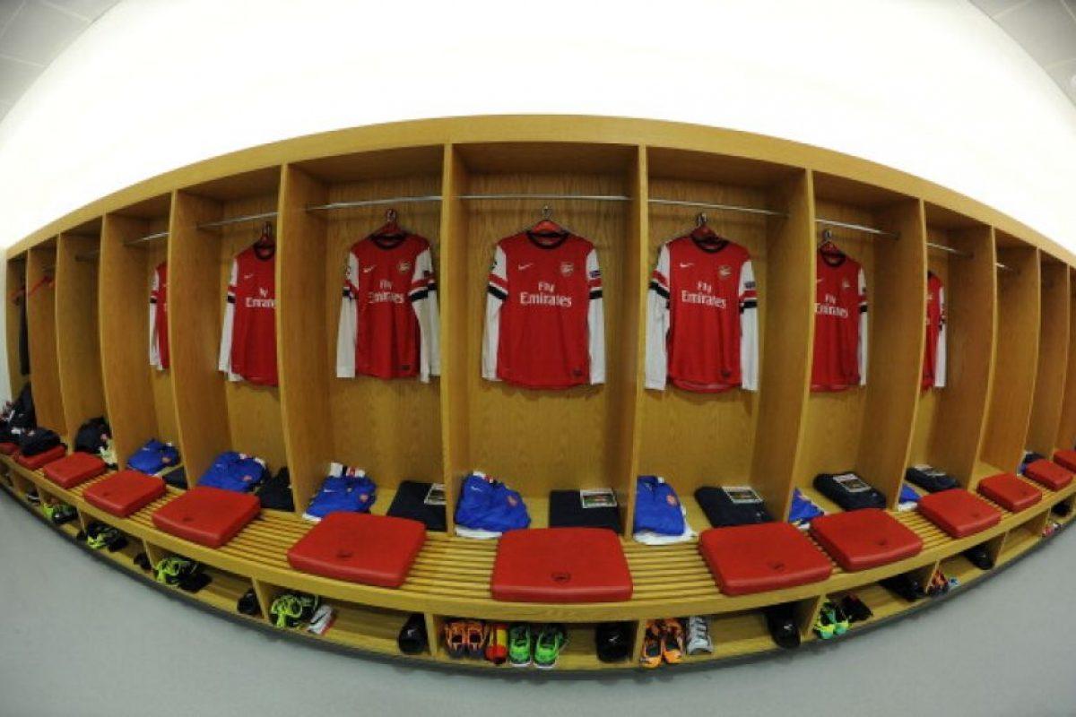 4. Arsenal Foto:Getty Images. Imagen Por: