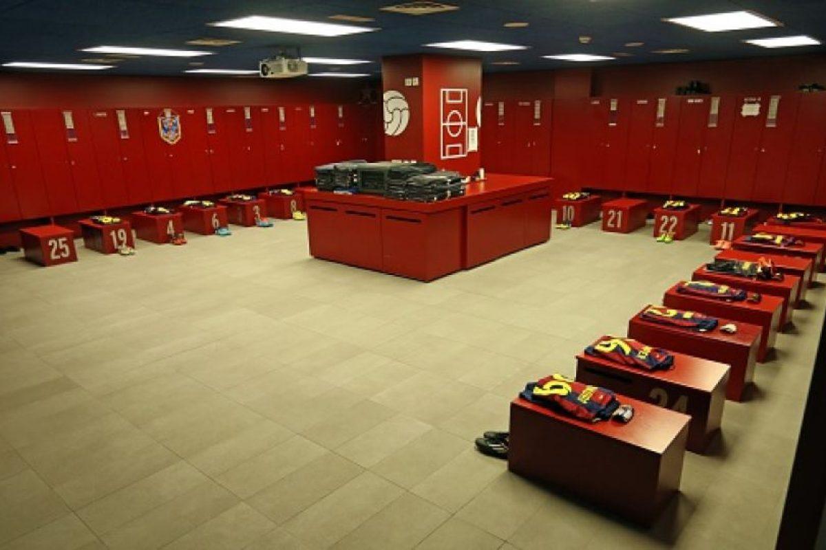 Estadio: Camp Nou Foto:Getty Images. Imagen Por: