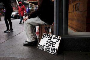 4. Según datos de 2012 se estima que el número de indigentes en España ascendía a 40 mil personas. Foto:Getty Images. Imagen Por: