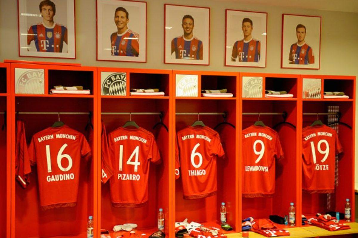 Estadio: Allianz Arena Foto:Getty Images. Imagen Por:
