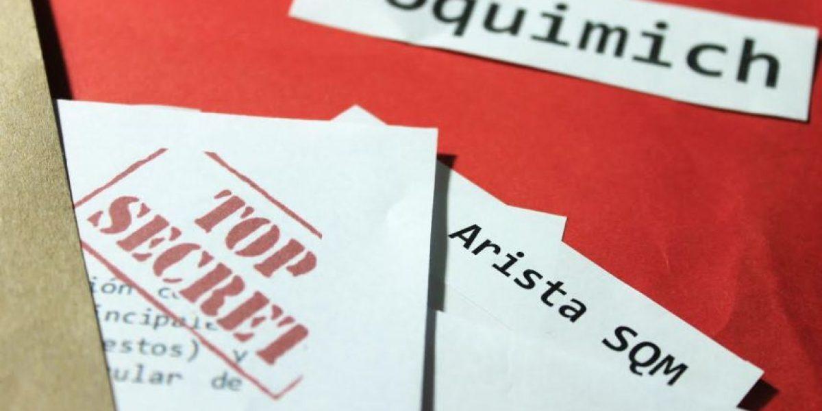 SQM y grupo Angelini pagaron $430 millones a Martelli