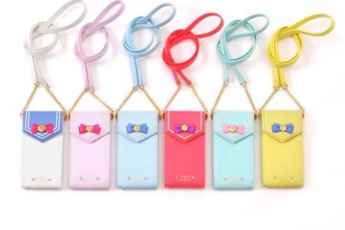 ¿Qué tal estas fundas para celular? Foto:vía Sailor Moon Collectibles. Imagen Por: