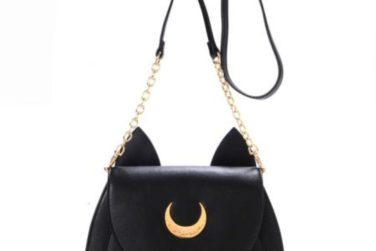 "Este bolso de ""Luna"" arruinador de vidas. Foto:vía Sailor Moon Collectibles. Imagen Por:"