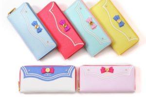 ¿Quién quiere una linda billetera? Foto:vía Sailor Moon Collectibles. Imagen Por: