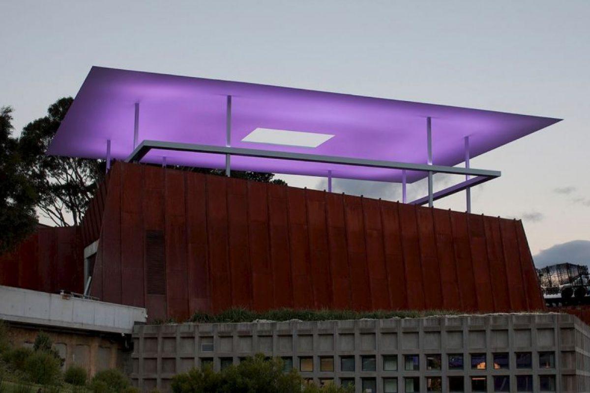 Ewing manifestará su propuesta en un festival del MONA donde se buscan mejoras para los niveles de educación en Tasmania Foto:Vía facebook/MONAmuseum. Imagen Por: