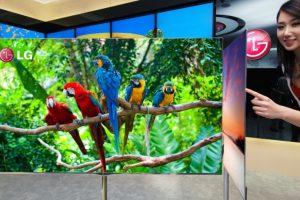LG Electronics anunció en 2014 en el International Consumer Electronics Show (CES) la salida al mercado del primer televisor OLED flexible del mundo. Ayer se dio el primer paso para crear el objetivo Foto:Wikicommons. Imagen Por: