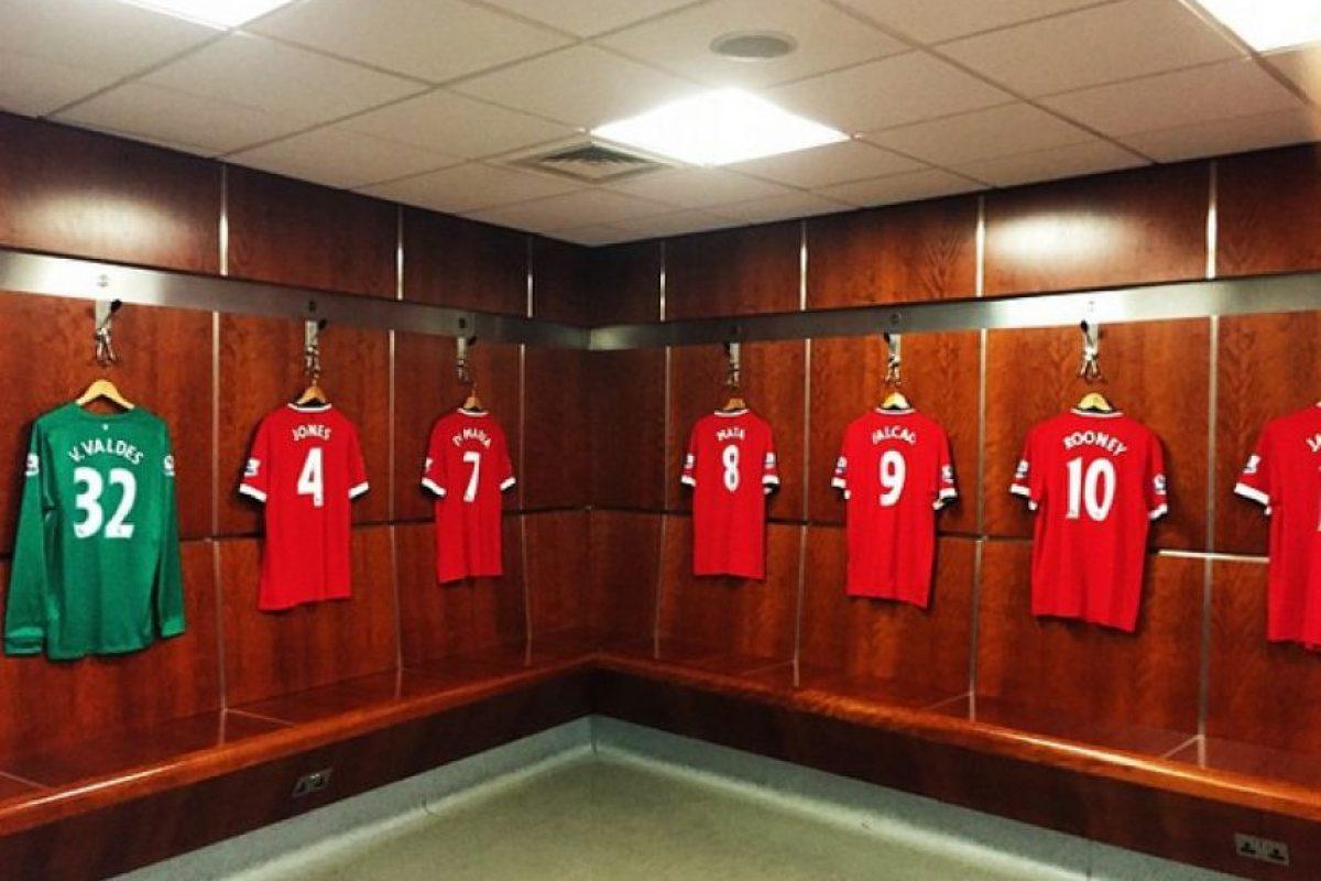 10. Manchester United Foto:Vía instagram.com/tiprock1212. Imagen Por: