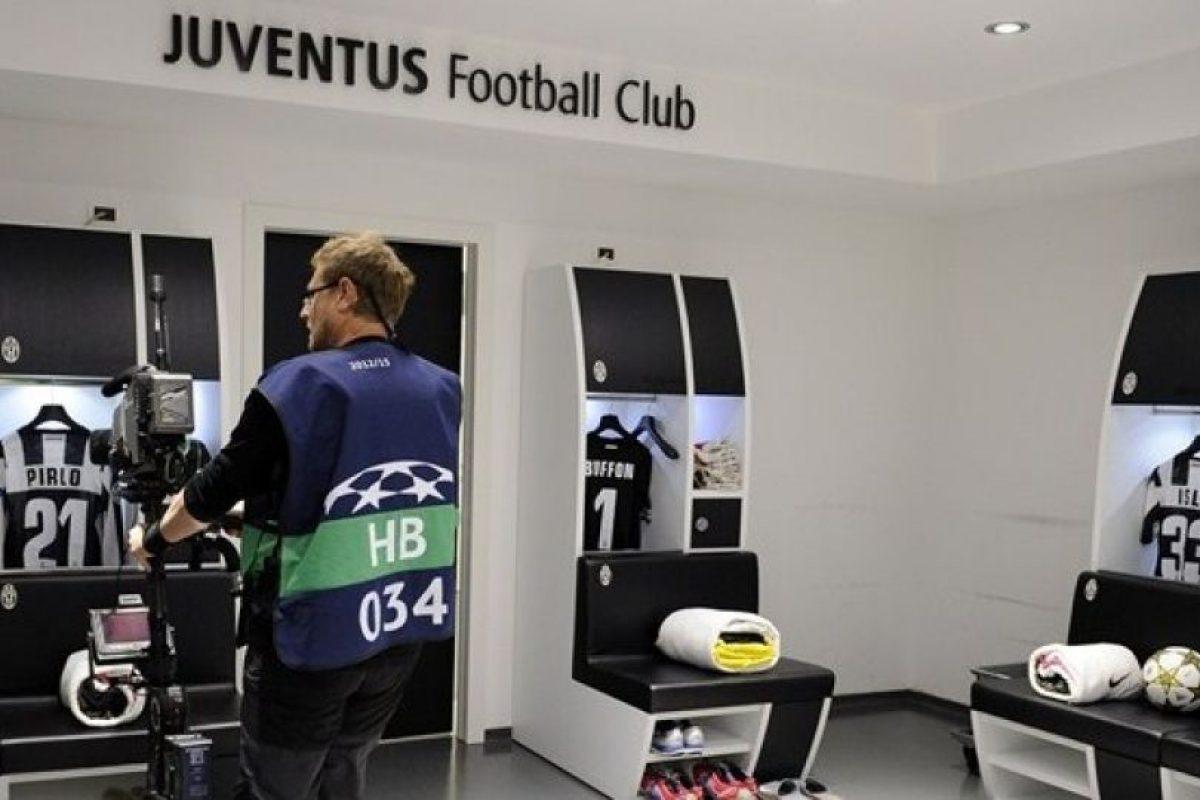 2. Juventus Foto:Uefa.com. Imagen Por: