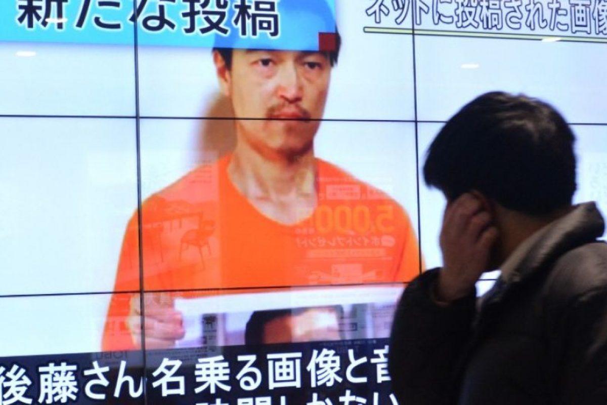 6. Ejecución de rehenes japoneses Foto:AFP. Imagen Por: