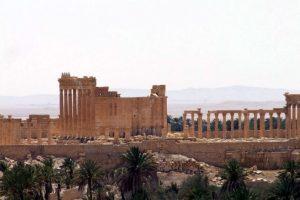 Fue la capital del Imperio de Palmira, entre los años 268 y 272 del siglo I. Foto:AFP. Imagen Por: