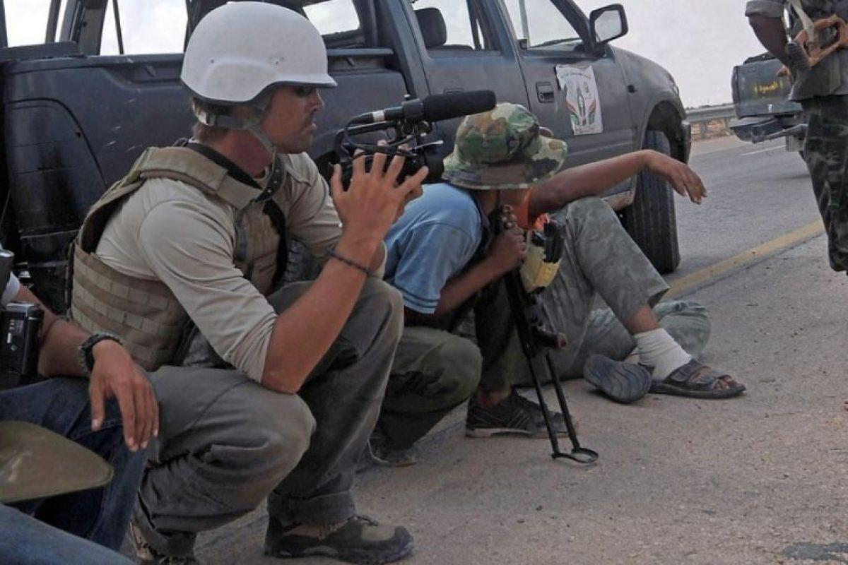 Este hecho los puso en las primeras planas de miles de periódicos alrededor del mundo. Foto:AFP. Imagen Por: