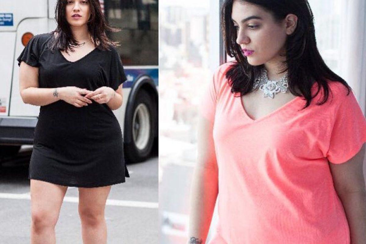 """Es una de las blogueras """"plus -size"""" más importantes del mundo. Foto:vía Facebook/Nadia Aboulhosn.. Imagen Por:"""