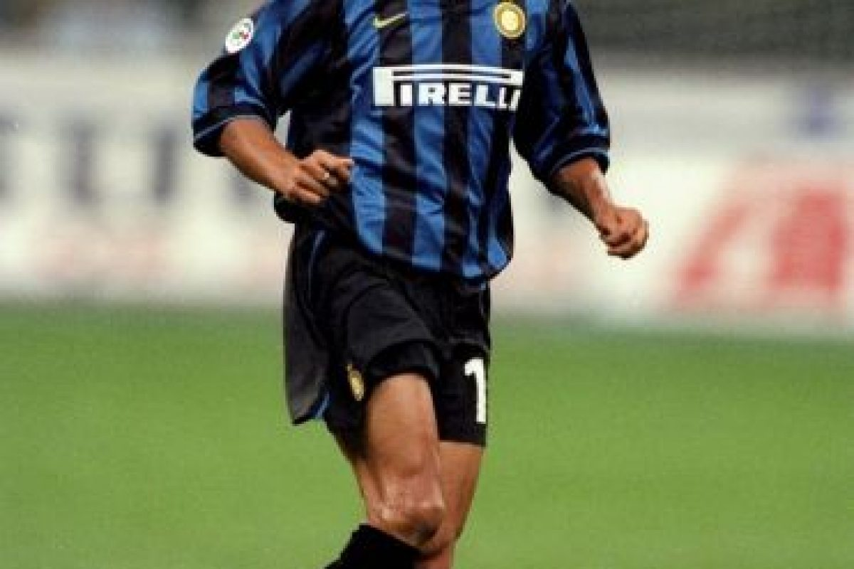 2. Roberto Baggio Foto:Getty Images. Imagen Por: