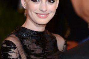 Y Anne Hathaway. Foto:vía Getty Images. Imagen Por: