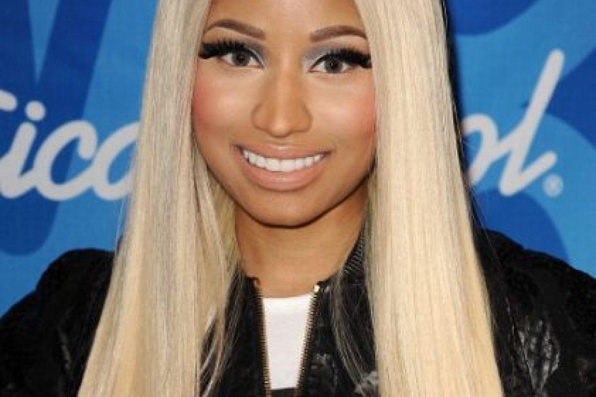 Nicki Minaj Foto:vía Getty Images. Imagen Por: