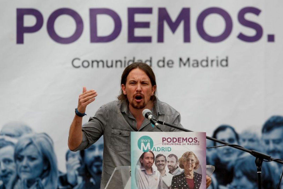 Podemos es el partido con la comunidad más activa Foto:Getty Images. Imagen Por: