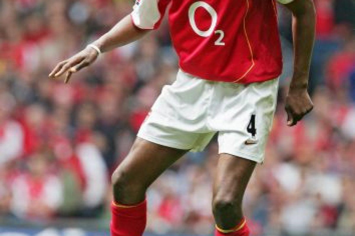 Patrick Vieira, uno de los pilares del Arsenal de los años 2000 se quedó dos veces en cuartos de final de la Champions League, en 2000-2001 y 2003-2004, con el equipo londinense. Tampoco pudo ganar la Champions con la Juventus o Inter de Milán. Foto:Getty Images. Imagen Por: