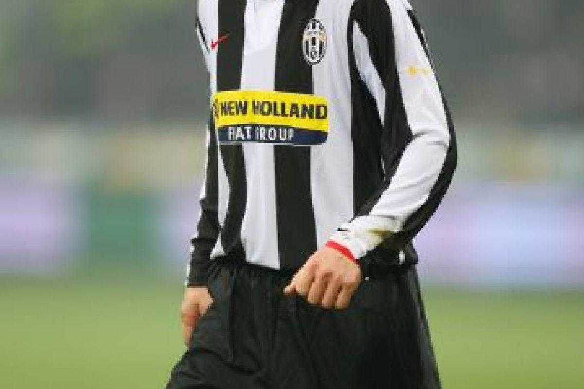 10. Pavel Nedved Foto:Getty Images. Imagen Por: