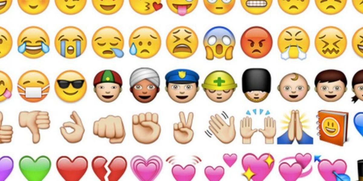Los 38 nuevos emojis que llegarán a su smartphone en