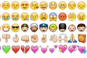 Los 38 nuevos emojis que llegarán en 2016. Foto:Pinterest. Imagen Por: