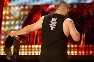 Fue monarca en la compañía Ring of Honor Foto:WWE. Imagen Por: