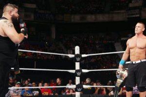 Ha peleado bajo otros nombres como Kevin Steen y Super Dragon Foto:WWE. Imagen Por: