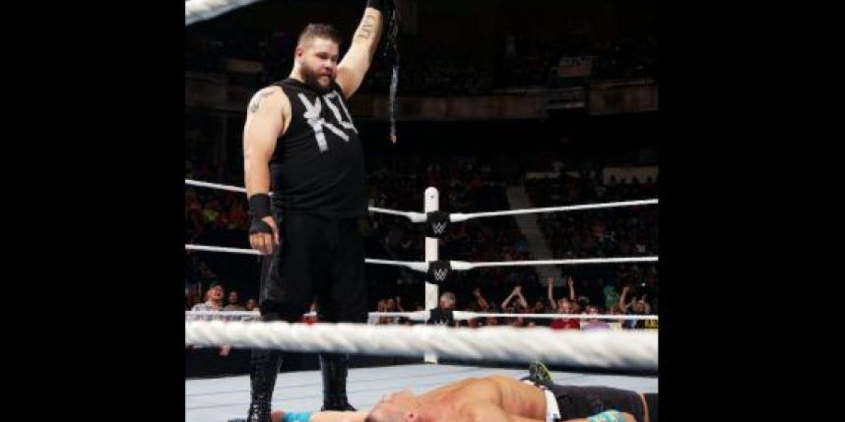 WWE: Conozcan a Kevin Owens, el novato que