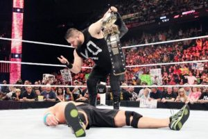 Peleó en Combat Zone Wrestling, empresa de lucha hardcore Foto:WWE. Imagen Por: