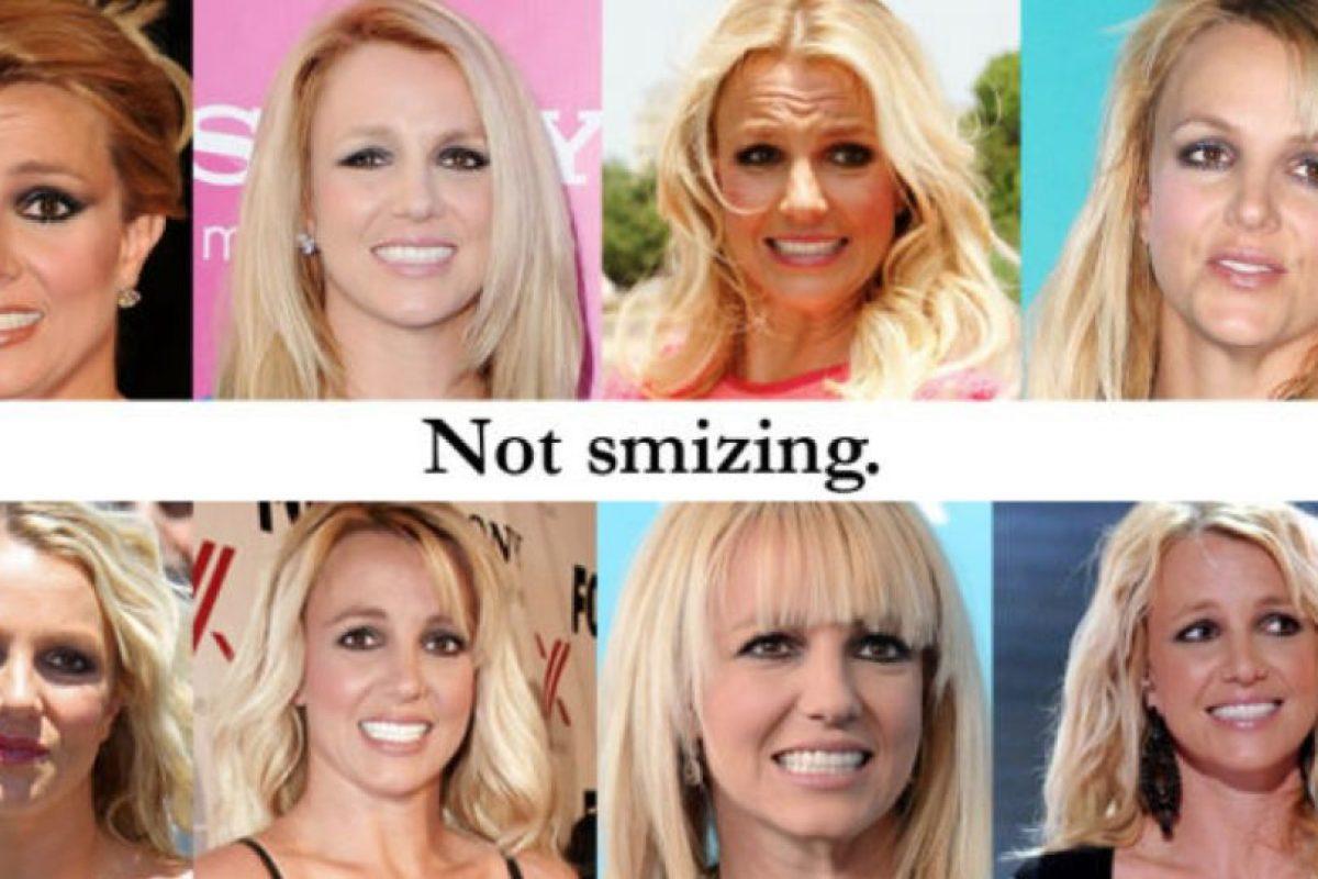 Para algunos famosos, sonreír en la alfombra roja es toda una tortura. Foto:vía Tumblr. Imagen Por: