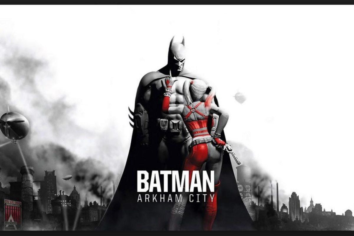 Batman: Arkham City Foto:Rocksteady Studios. Imagen Por: