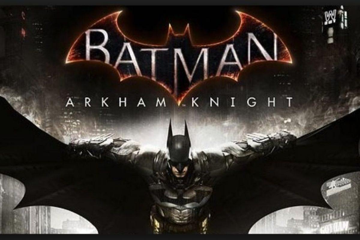Batman: Arkham Knight Foto:Rocksteady Studios. Imagen Por: