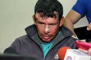 4. Este fue identificado como Gilberto Benítez Zárate Foto:AFP. Imagen Por: