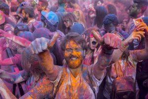 Festival de Colores en Turquía Foto:AFP. Imagen Por: