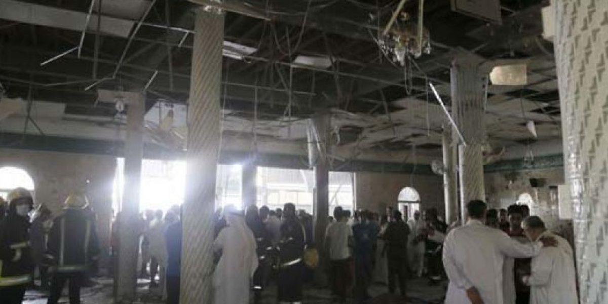 Al menos 11 muertos y 100 heridos en atentado contra mezquita en Arabia Saudí