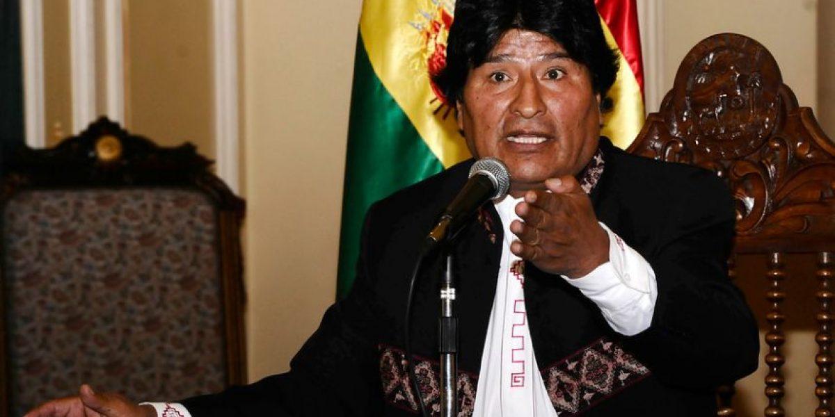 Bolivia dice que Chile