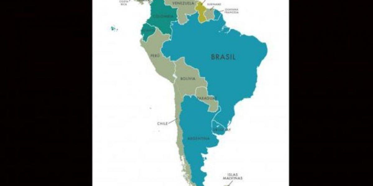 El matrimonio homosexual en Sudamérica y el mundo