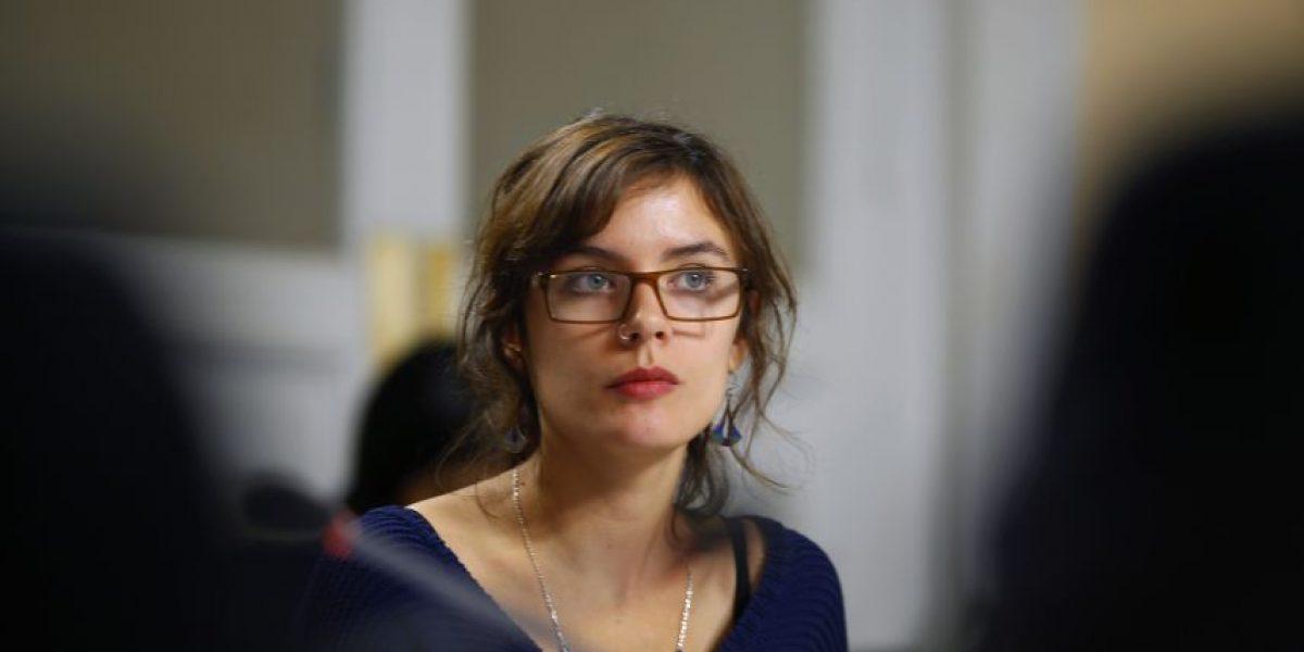 """Camila Vallejo: """"Se reafirmó el carácter de transformación social del programa"""""""