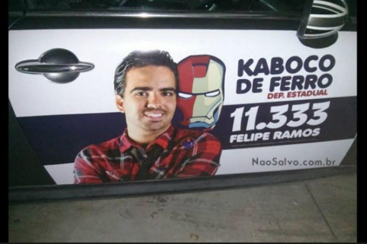 Los candidatos de las elecciones en Brasil, en noviembre de 2014 Foto:Naosalvo.com.br. Imagen Por: