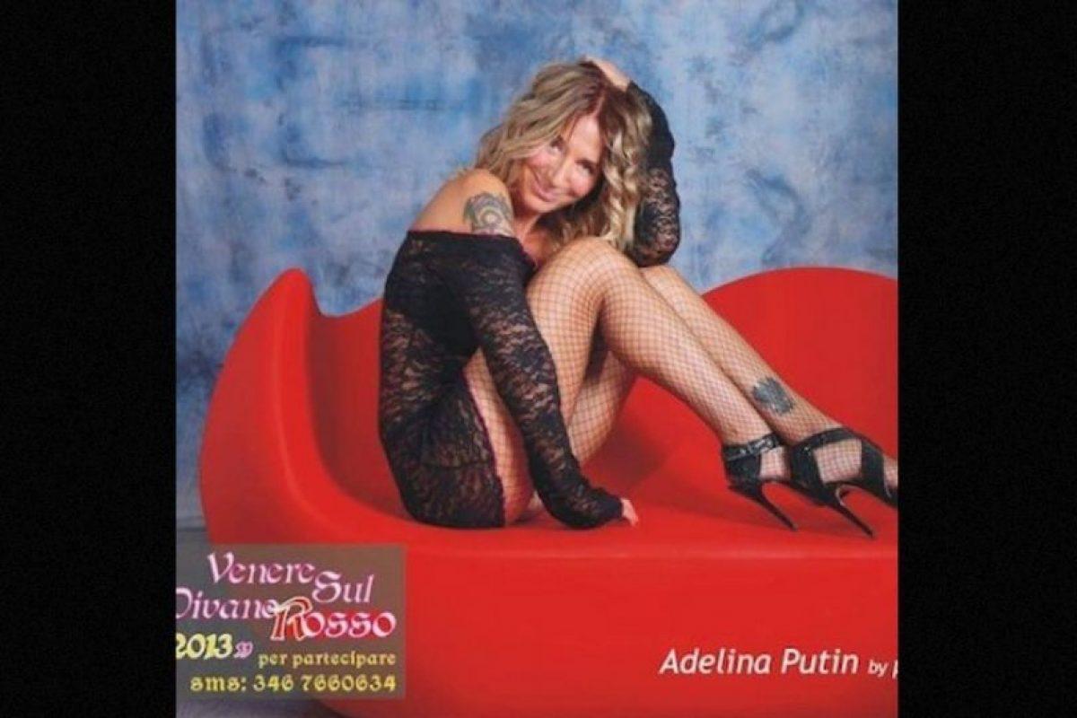 Adelina Putin, candidata en Italia Foto:Instagram.com/Adeputin. Imagen Por: