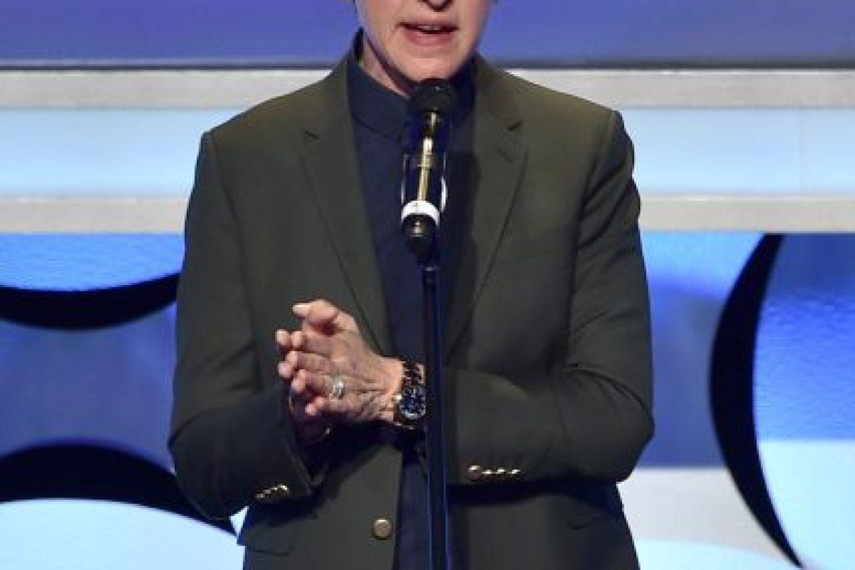 Comediante, actriz y presentadora de televisión estadounidense. Foto:Getty Images. Imagen Por: