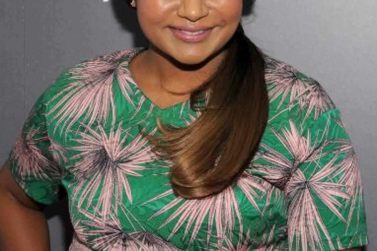 Actriz, comediante, escritora y productora estadounidense. Foto:Getty Images. Imagen Por: