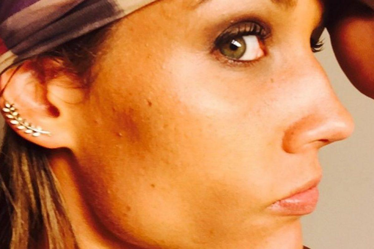 """La atleta estadounidense de 32 años también decidió mantenerse virgen hasta el matrimonio. Tiene 32 años y mantiene su condición aunque asegura que esto ha sido lo más difícil en su vida. """"Lo más difícil ha sido seguir siendo virgen antes del matrimonio"""", confesó a HBO. Foto:Vía instagram.com/lolojones. Imagen Por:"""
