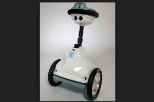 Anybots permite el movimiento controlado por un mando a distancia. Foto:Anybots Inc. Imagen Por: